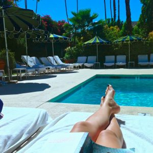 Pau at Parker Meridien- Palm Springs