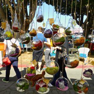 Pau at the Flea Market